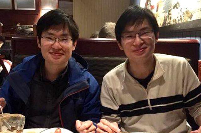 复旦双胞胎双双被麻省理工全奖录取 父母坦言培养奥秘
