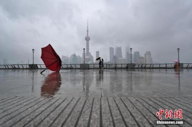 台风摩羯预计今夜在浙登陆 申城连续高温将中断