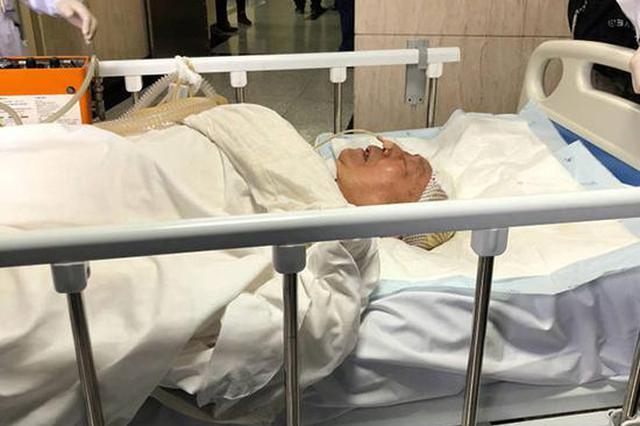沪急诊医学泰斗被外卖员撞倒后离世 饿了么:难辞其咎