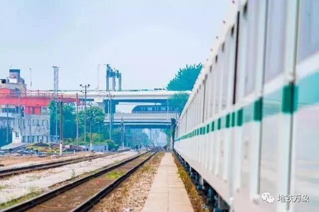 轨交5号线运营方案今起调整 南延伸段年底通车运营