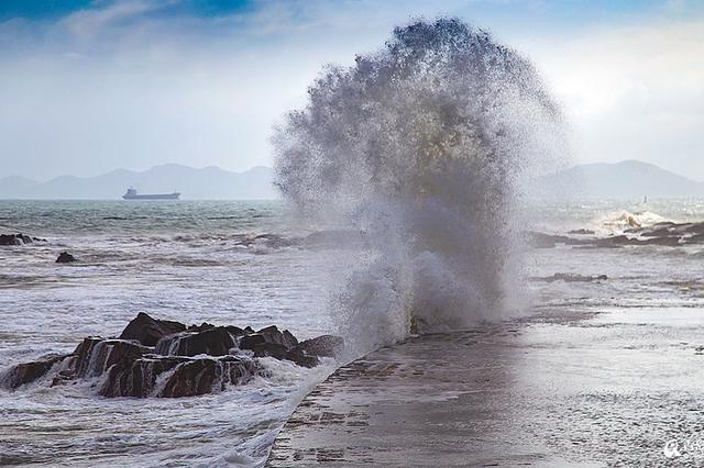 台风苏力增为强台风级 上海本周中期将有阵雨