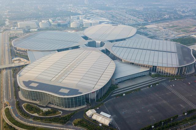 国家会展中心及周边区域整治项目281项 目前开工率99%