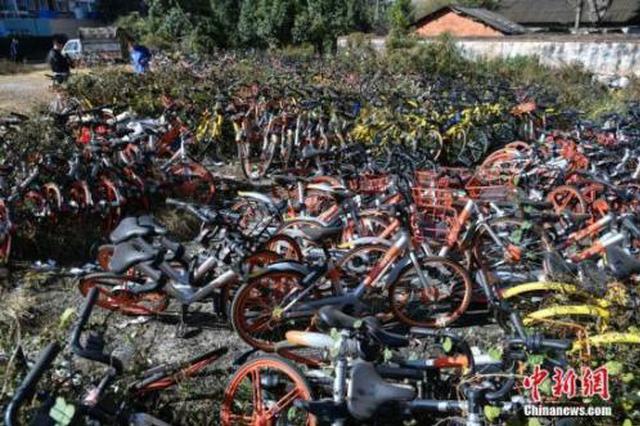 共享单车好车一车难求月卡含金量下降 陷盈利困境