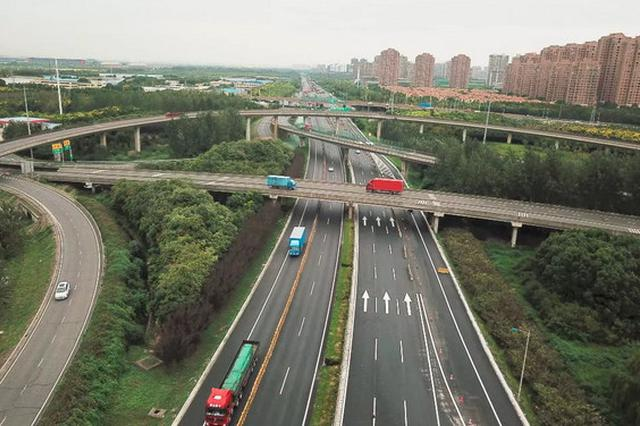 G15高速主线大修工程将完工 嘉定至苏浙更便捷