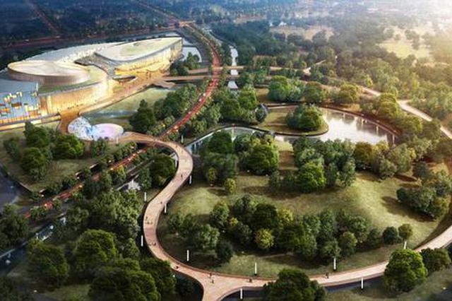 上海九棵树主剧场明年8月底竣工 为全国首座森林剧院