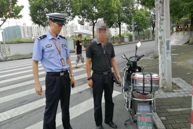 男子将八旬老人撞成重伤逃逸 警方凭鸭舌帽将其抓获
