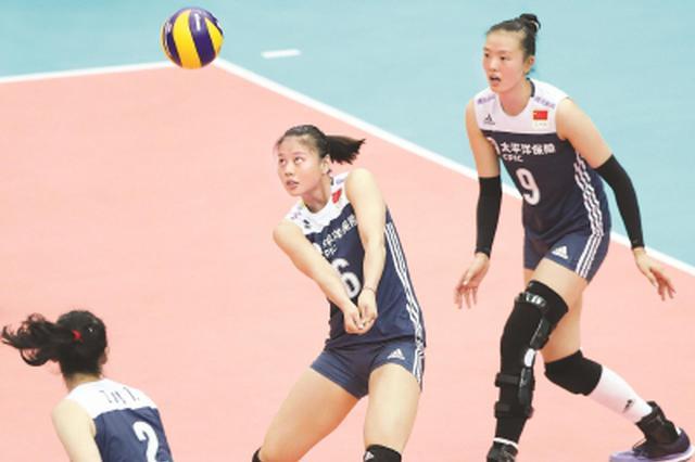赛制争议再现世锦赛 中国女排击败俄罗斯助美国出线