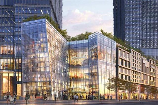 上港集团拟出售上海最高双子楼 价格不低于127亿元
