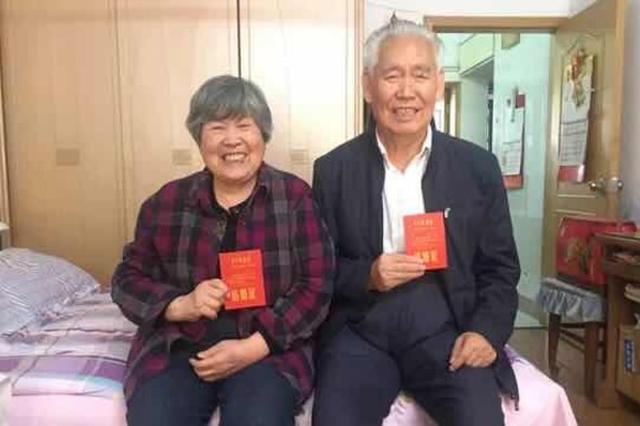 老夫妻50年相濡以沫:同年同月同日生 苦难成爱情回忆