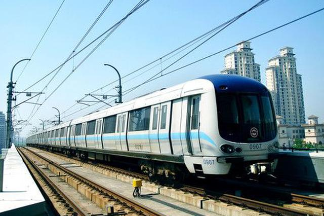 轨交9号线18日起将增能 成全国行车间隔最短轨交