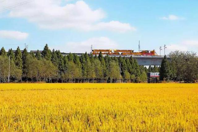 2项铁路建设工程迎新进展 上海前往苏中苏北将更方便