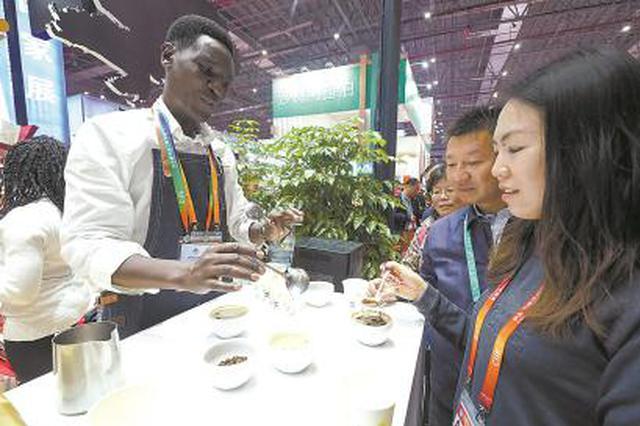 进博会外国展商:把生意做到中国 把改变带回家