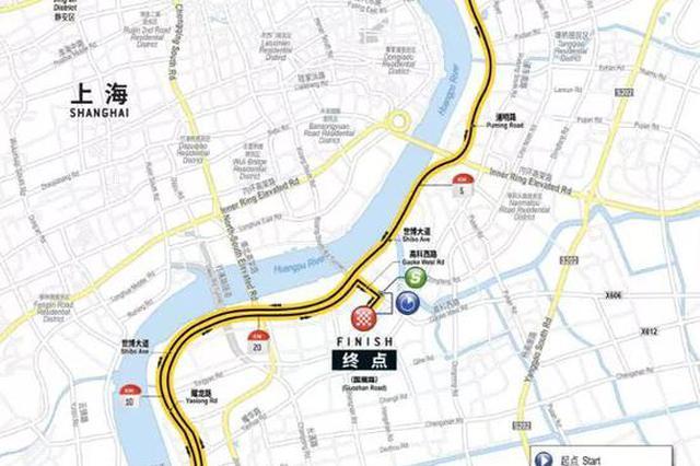 周五周六部分时段 浦东部分路段将临时交通管制