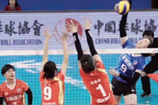 女排八强战上海逆转夺首胜 21岁新秀回归值得期待