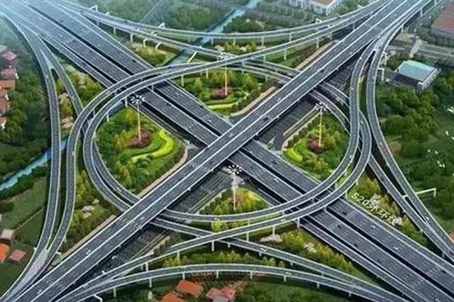 浦东龙东大道改建工程又有新进展 途经张江合庆等