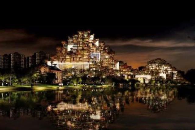 苏州河畔天安阳光广场明年底竣工 被称作空中花园