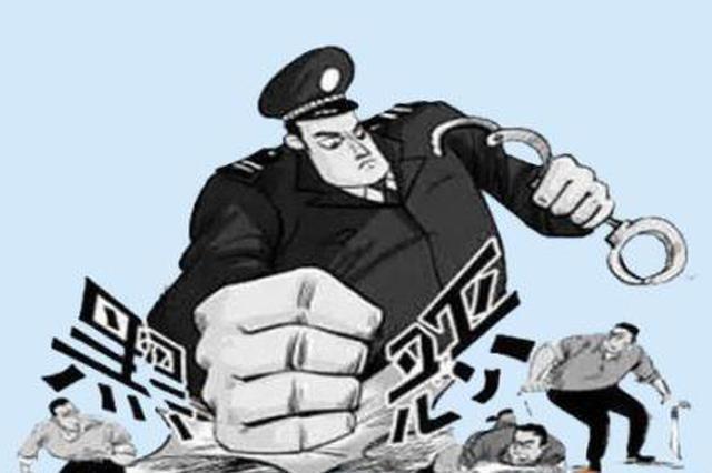 申城已打掉黑恶势力团伙139个 刑拘犯罪嫌疑人1017人