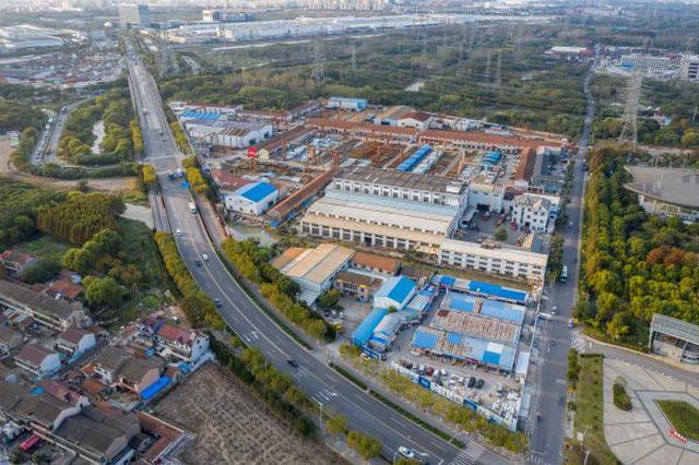 上川路钢材交易市场拆违将收尾 未来将建外环绿化带