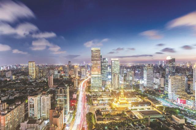 40条马路见证上海改革开放之延安路:一桥飞架东西