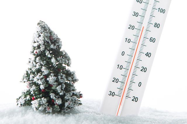 上海明日郊区最低温将破冰点 本周气温走势图一览