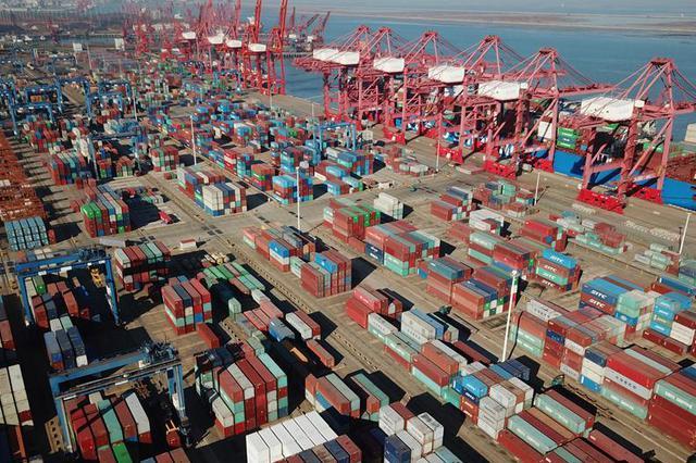 我国外贸进出口总值2018年首破30万亿 创历史新高