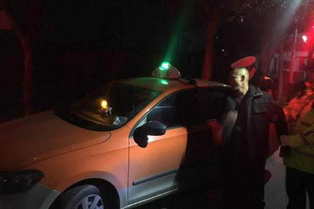 出租车司机醉驾遇查倒车逃跑 被吊销驾照后刑拘