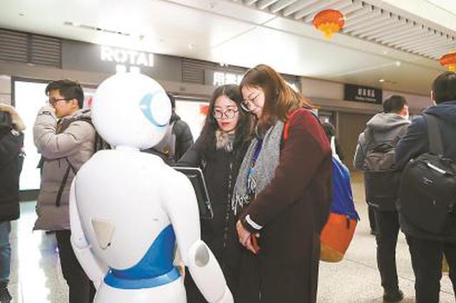 上海虹桥火趁魅站迎第4亿名搭客 将增安徽偏向多趟列车