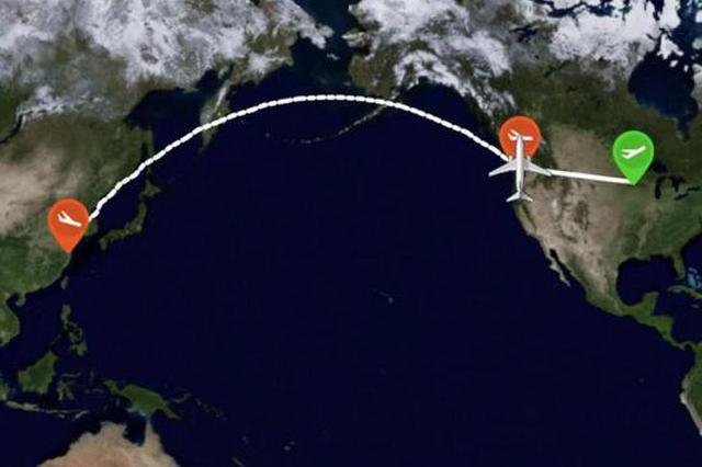 达美航空西雅图飞上海航班被迫返航 因厕所故障