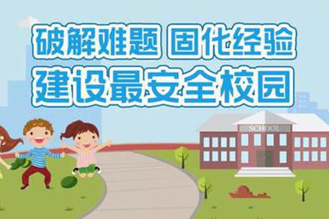上海出台加强学校安全风险防控体系建设实施意见