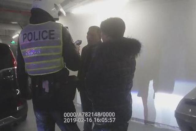 上海一男子酒后停车场挪车 被警方认定涉嫌危险驾驶罪