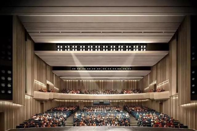 艺海剧院修缮工程9月完工 助力打造静安现代戏剧谷中心