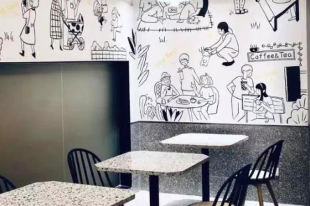 愚园公共市集正式开业 柴米油盐与艺术空间混搭