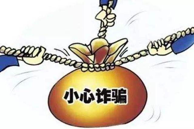 男子一人分饰多角建虚假投资群 诈骗百万元