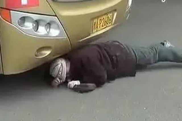 七旬老人变身碰瓷专业户 在沪流窜作案8起被刑拘