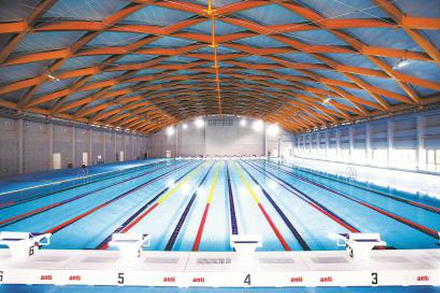 上海体育健儿崇明安新家 已有11个项目运动员入驻基地