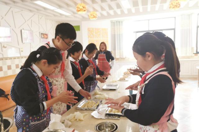 沪上民办中小学 本周末起陆续启动校园开放日活动