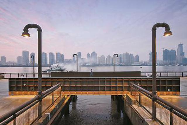 沪城市空间艺术季9月揭幕 杨浦滨江再开放2.7公里岸线