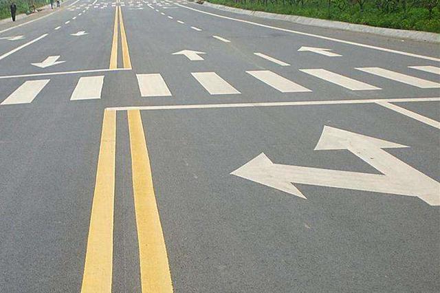 上海全面整治新旧交通标线并存问题 预计6月底完成
