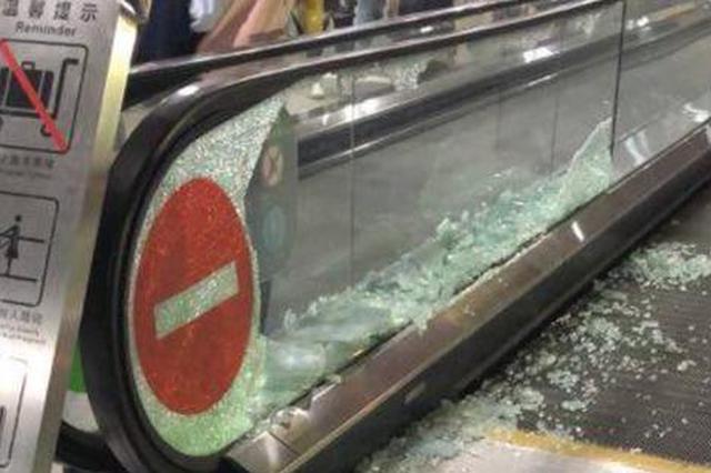 虹桥机场玻璃被粉丝挤爆 电梯专家:无知追星祸害他人