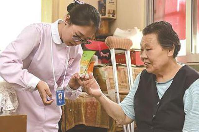 申城上半年试点互联网+护理 护士资质需至少五年以上