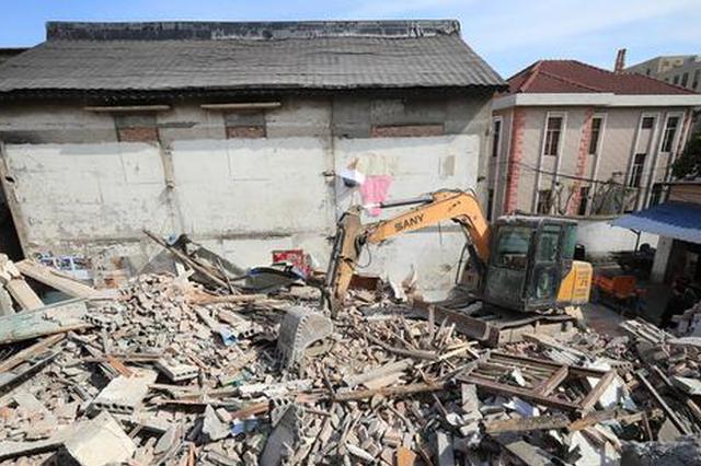 沪两个村违建被拆 曾经房钱年入超1亿单户年房钱80万