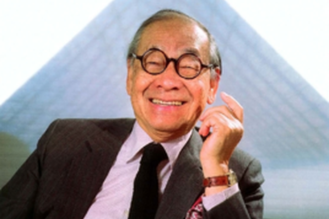 华裔建筑大师贝聿铭去世 享年102岁