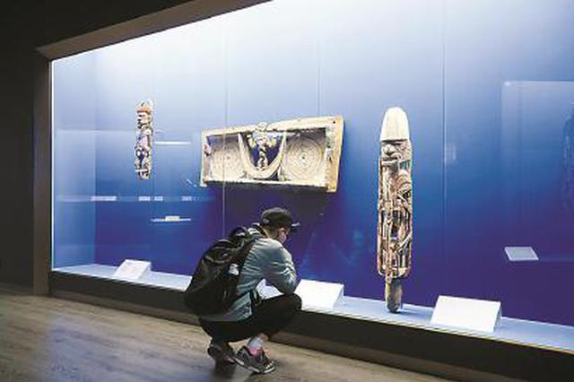 国际博物馆日全市共接待22万多人次 不少场馆排起长队