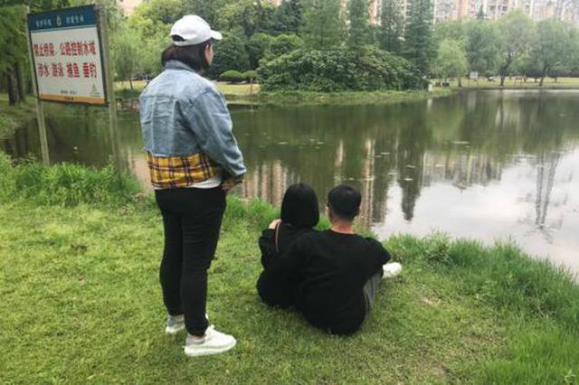 松江民警跑遍上海寻找轻生女大学生 在小河边将其拉住