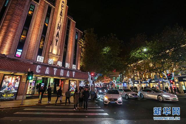 申城首个街区店招设计导则发布 鼓励多元化色彩