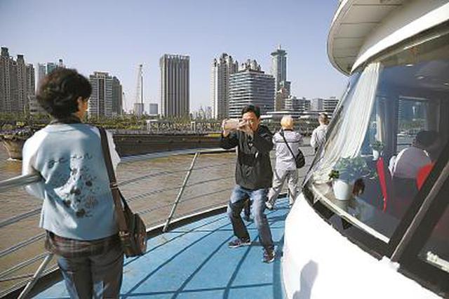 浦江游览崇明航路启动试运营 398元价格包含三餐门票