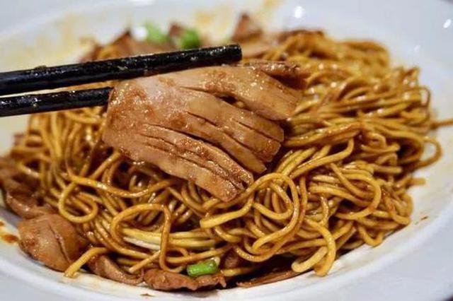上海最好吃的6碗正宗本帮面 速速来恰