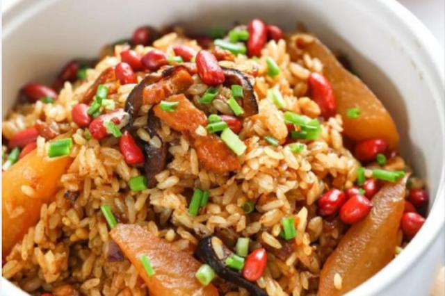 台湾卤肉饭 每一口都是浓浓幸福感~