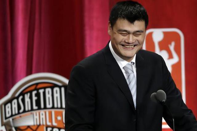 姚明当选为亚篮联委员会主席 职位仅次于阿勒萨尼