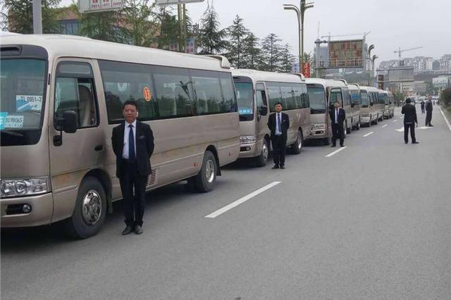 三部分整治旅游包车行业 异地车辆在沪无证经营被查处